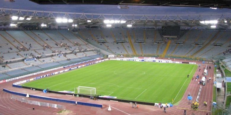Stadion Olimpico di kota Roma