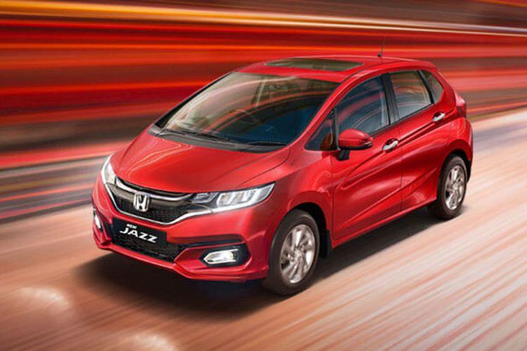 Honda Jazz facelift di India punya sunroof