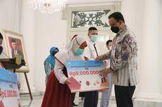 Pemprov DKI Beri Beasiswa kepada 12 Anak dari Tenaga Kesehatan yang Meninggal karena Covid-19