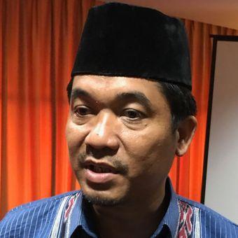 Pengamat politik LIMA Ray Rangkuti