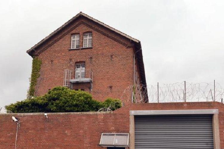 Fasilitas penjara di kota Vechta, Niedersachsen, Jerman.