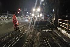 Butuh Rp 10 Miliar untuk Perbaiki 87 Ruas Jalan Rusak di Jakarta Pusat