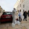 Israel dan Palestina Kompak Lawan Virus Corona, Gereja Betlehem Ditutup