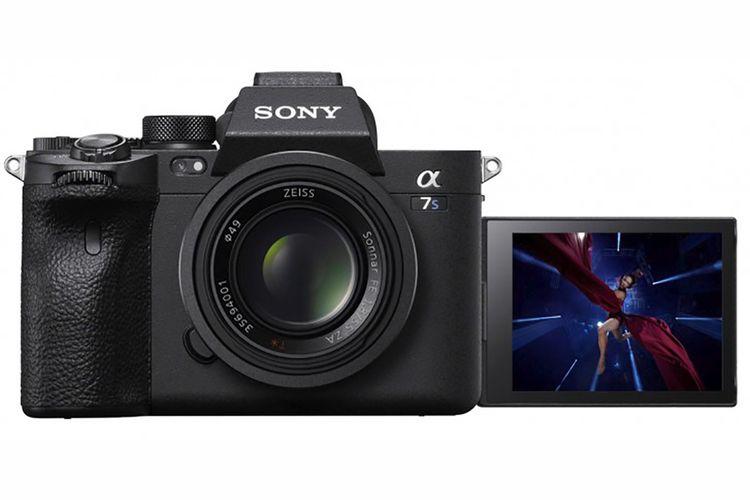 Kamera mirrorless full-frame Sony A7S Mark III