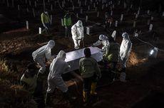 Syarat Tumpang Makam Jenazah Covid-19 di Jakarta