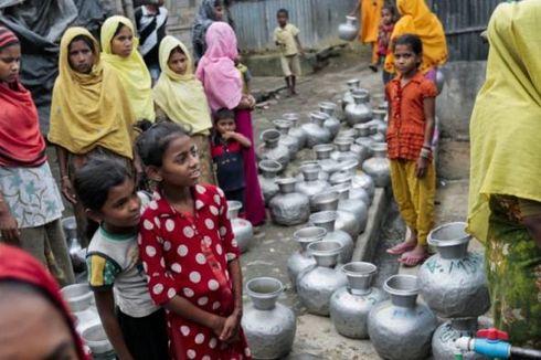 Dijual, Perempuan Rohingya Jadi Budak Seks di Bangladesh