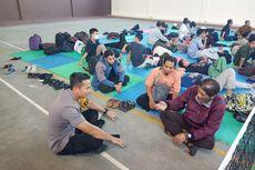 Hendak Ikut Aksi 22 Mei, 2 Bus di Tol Madiun-Surabaya Diamankan Polisi