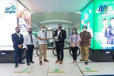 MRT Jakarta Cetak Rekor MURI, Penyedia Fasilitas Terbanyak untuk Penumpang Bersepeda