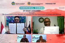 Indonesia Beri Hibah Kemanusiaan ke Antigua dan Barbuda