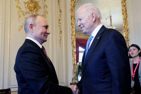 Berjabat Tangan, Pertemuan Biden dan Putin Resmi Dimulai