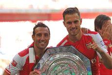 2 Mantan Pemain Arsenal Beri Ucapan Selamat ke Arteta