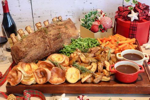 8 Promo Makan Malam dan Brunch Natal di Hotel Jakarta