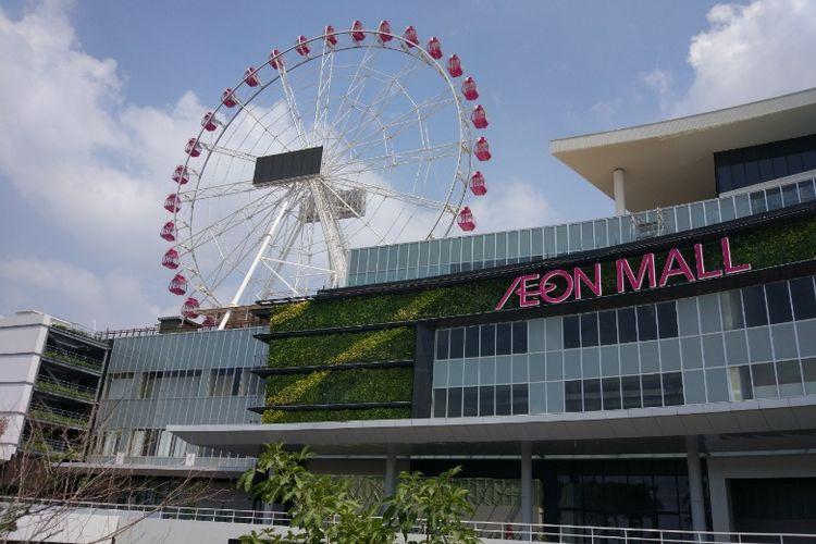 Aeon Mall Jakarta Garden City Dibuka 30 September