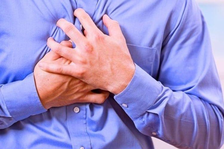 Nyeri pada dada disebabkan jantung koroner