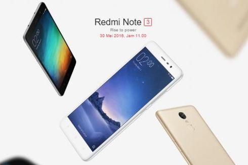 Redmi Note 3 Sudah Bisa Dipesan di Indonesia, Harganya?