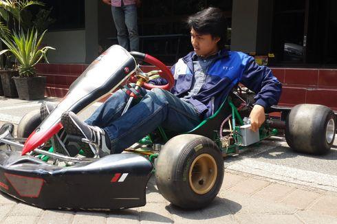 Mahasiswa Unbraw Ciptakan Mobil Listrik Ramah Lingkungan