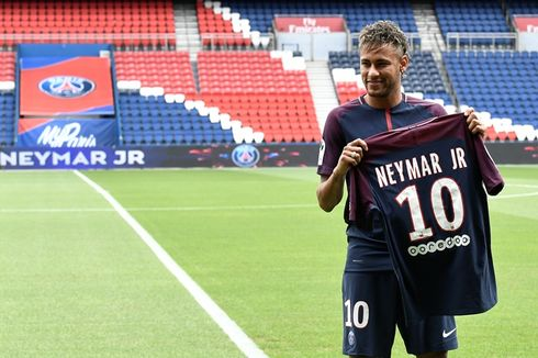 Pesan Neymar ke Bos PSG: Saya Tidak Ingin Main di Sini Lagi