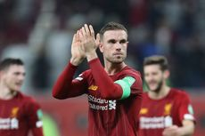 Cedera Hamstring, Kapten Liverpool Absen Tiga Pekan