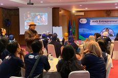 Gandeng Aqua, Dompet Dhuafa Sebarkan Ilmu Bisnis