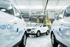 SUV Hidrogen Hyundai Bisa Melaju 800 Km Sekali Isi