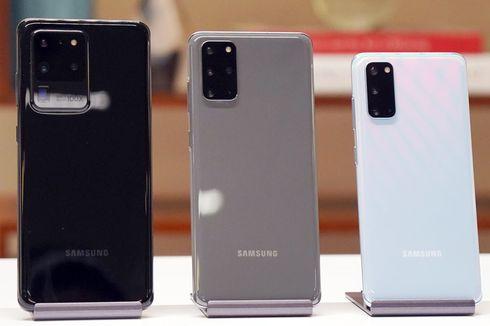 Video: Hands-on Trio Samsung Galaxy S20 di San Francisco