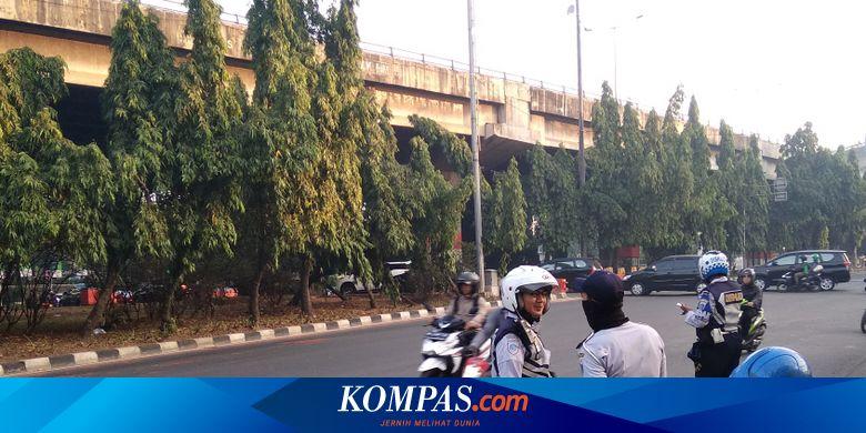 Ganjil-Genap di Jakarta Tidak Berlaku buat Sepeda Motor