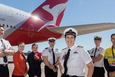 Penerbangan dengan Nuansa Pink, Maskapai Ini Kampanyekan Kesadaran Kanker Payudara