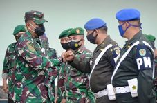 Indonesian Military Show Solidarity in Implementing Covid-19 Vaccination Program