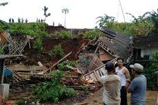 Tanggul Irigasi di Banjarnegara Jebol, Pemicunya Lubang Saluran Air