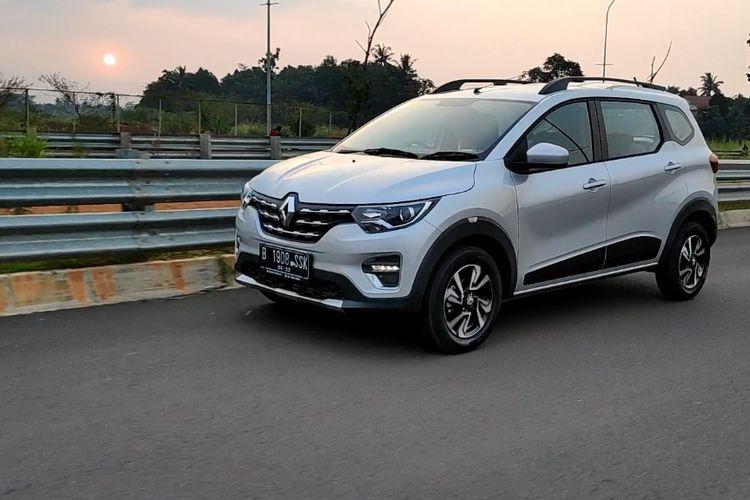 Kompas.com menguji Renault Triber