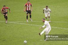 Hasil Bilbao Vs Madrid, Rival Barcelona Menang Lewat Penalti Ramos Lagi