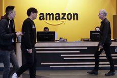 Amazon Bakal Naikkan Upah 500.000 Pegawai