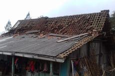 Angin Kencang Landa Magelang, 77 Rumah Warga Rusak