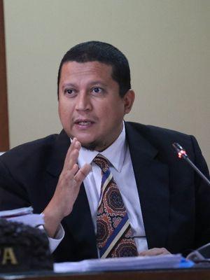 Plt Ketua Dewan Kehormatan Penyelenggara Pemilu (DKPP) Muhammad