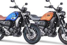 Saudara XSR 155 Meluncur, Ini Dia Yamaha FZ-X