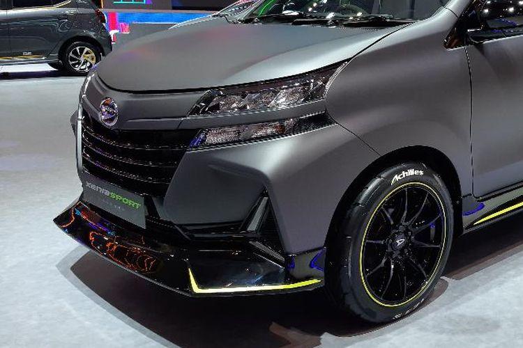 Daihatsu Xenia Sport di GIIAS 2019
