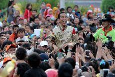 Ahok: Jakarnaval Enggak Seru Tanpa Pak Jokowi