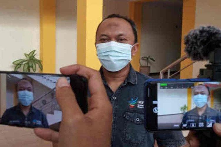 Juru Bicara Satgas Penanganan Covid-19 Kabupaten Indramayu, Jawa Barat, Deden Bonni Koswara.