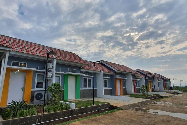 Perumahan Mustika Village Sukamulya dilengkapi ROW rebar sekelas real estate.