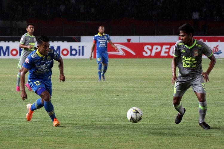 Winger Persib Bandung dan Timnas Indonesia, Febri Hariyadi.
