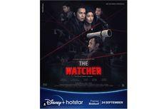 Angga Yunanda Gambarkan Karakternya dalam Film Thriller The Watcher