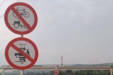 Ini Sanksi untuk Rombongan Pesepeda yang Masuk Tol Jagorawi Bogor