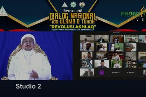 Amien Rais, Mardani, Fadli Zon, hingga Gatot Nurmantyo Hadiri Reuni 212 Online