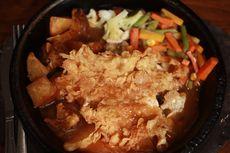 Resep Bistik Ayam Filet Saus Kecap Kental ala Restoran