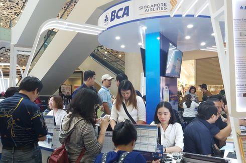 Cara Mendapatkan Cashback Rp 1,5 juta di Singapore Airlines - BCA Travel Fair 2019