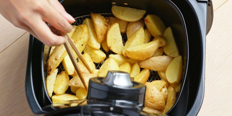 Mitos Atau Fakta Air Fryer Bikin Masakan Lebih Sehat Halaman All Kompas Com