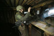Menlu Ukraina: Tentara Kami Tewas Ditembaki Sniper Rusia