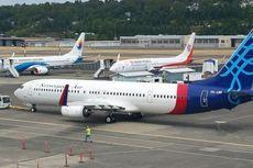 Pintu Kabin Tak Tertutup Sempurna, Sriwijaya Air Kembali ke Guangzhou
