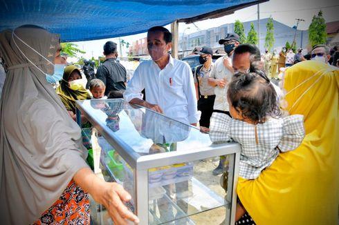 Juhari Terharu Saat Terima Uang Rp 2 Juta dari Jokowi, Mengaku untuk Modal Usaha