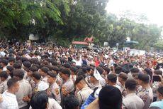 Polisi Mundur dari Kerumunan Massa, Deklarasi Ganti Presiden Berjalan Damai